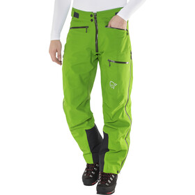 Norrøna Trollveggen Gore-Tex Light Pro Pantalon Homme, clean green
